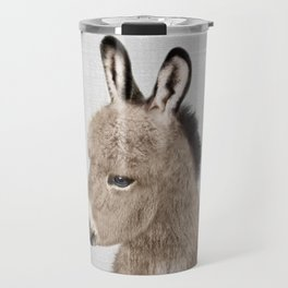 Donkey - Colorful Travel Mug