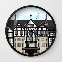 Liberty London Wall Clock