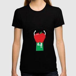 Apple Tree Pose T-shirt
