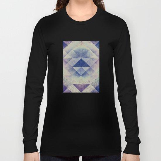 Triangles XXVIII Long Sleeve T-shirt