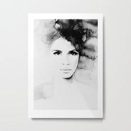 PrettyAnne Metal Print