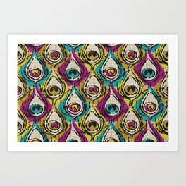 Eyeful/Jewel Art Print