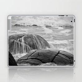 Rocky Shore Icing Laptop & iPad Skin