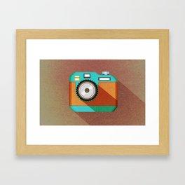 Camera 2.1 Framed Art Print
