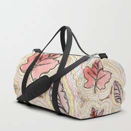 Life Goes On Duffle Bag
