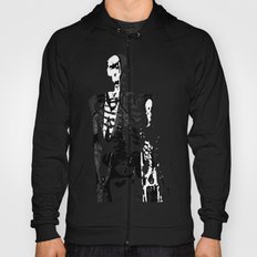 Dr. Hughes And The Skeleton In His Classroom Hoody