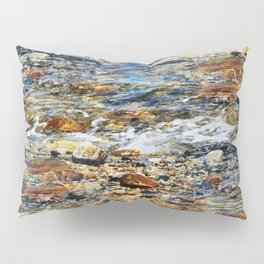 Peaceful Soothing Waters Pillow Sham