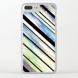 Borders Clear iPhone Case