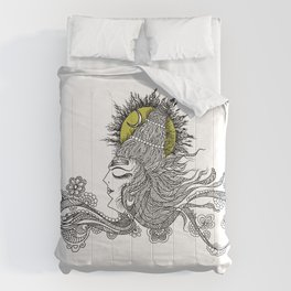 Shiva Moon Comforters