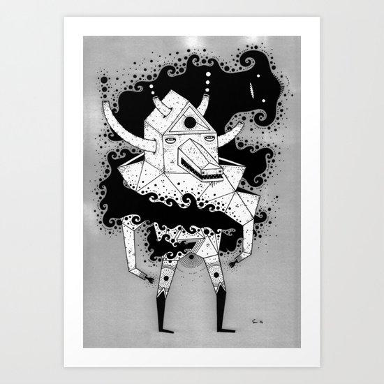 inner spiritz Art Print