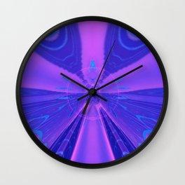 Deep Sea Starfish Wall Clock