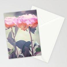 Pink Peony 14 Stationery Cards