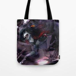 Original artwork - World withering away Tote Bag
