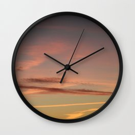Irish Midsummer Evening III Wall Clock