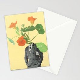 Mr Nasturtium Stationery Cards