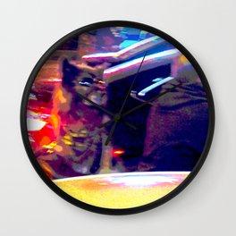 """Dogcycle"" Wall Clock"