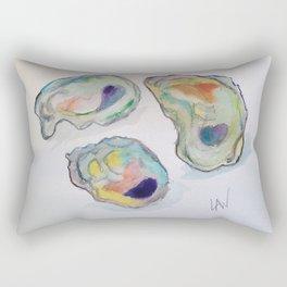 Nola Oysters Rectangular Pillow