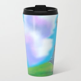 Sarah's Summer Stroll Travel Mug