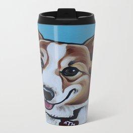 Gwyneth Paltrow the Corgi Travel Mug
