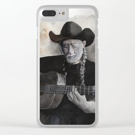 One of the Highway men Clear iPhone Case