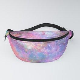 Glitter Galaxy Fanny Pack