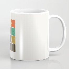 MAXIMALISM.. (Colors) Coffee Mug