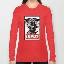 INPUT Long Sleeve T-shirt
