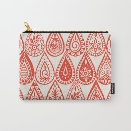 Indian raindrops fire Carry-All Pouch