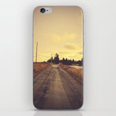 The Road Not Taken iPhone & iPod Skin