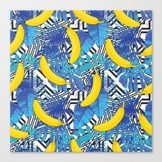summer tropical Canvas Print