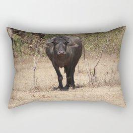 The way of the Buffalo Rectangular Pillow