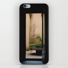 Jardinet iPhone & iPod Skin