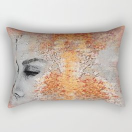 Emptiness (or... to make you happy) Rectangular Pillow
