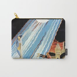 """""""Six Swans"""" Kay Nielsen Fairytale Illustration Carry-All Pouch"""