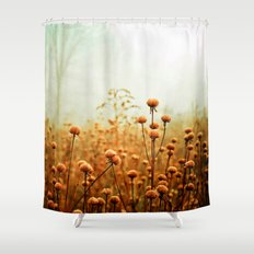 Daybreak in the Meadow Shower Curtain