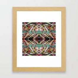 Graff Framed Art Print