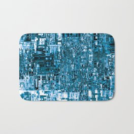 Circuitry Abstract Bath Mat