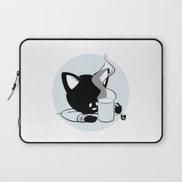 Morning Cat Laptop Sleeve