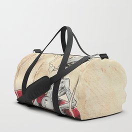 Cluster Coffee Break Duffle Bag