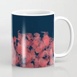 Navy cup Lovers Coffee Mug