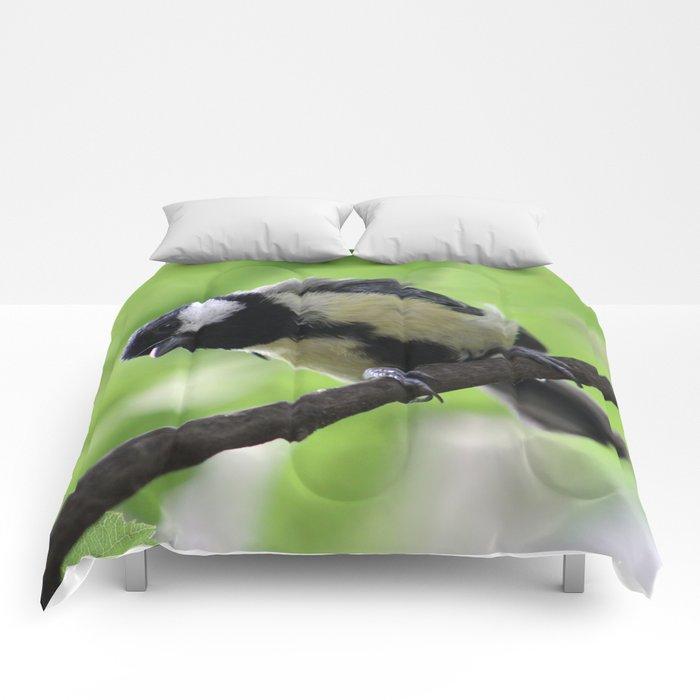 Bird nature photo Comforters