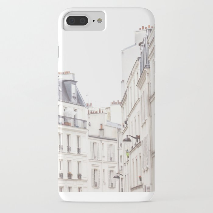 slightly paris iphone case