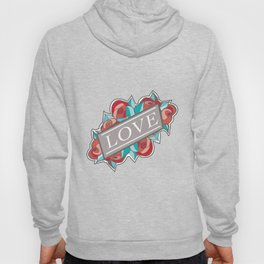 Love & Roses Hoody