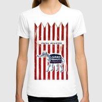 peanuts T-shirts featuring Jumbo Peanuts by Carl Floyd Medley III