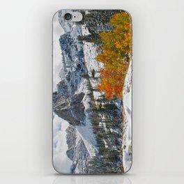 Sundial Mountain Peak iPhone Skin