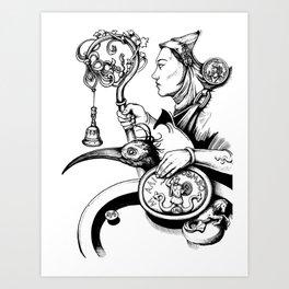 Sibilla 1 Art Print