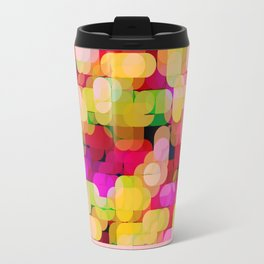 Re-Created Laurels X by Robert S. Lee Travel Mug