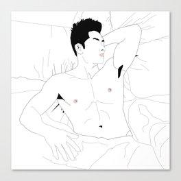 Thinkin' Bout Boys Canvas Print