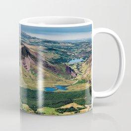 Snowdon Moutain View Coffee Mug