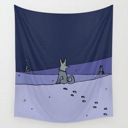 Three Dog Night Wall Tapestry